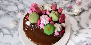 schoko mousse torte
