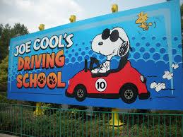 Edsouth's Wonderful World Of Blog: Joe Cool's Driving School