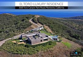 100 Toro Canyon El Luxury Residence 3660 Park Road Montecito CA