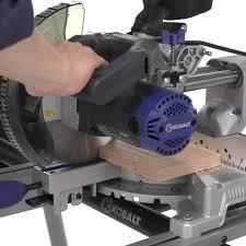 Kobalt Tile Cutter Instructions by Shop Kobalt 7 1 4 In 9 Amp Bevel Sliding Laser Compound Miter Saw