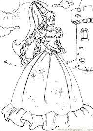 Princess Coloring Pages Free Printable 13 Disney Printables