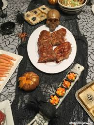 Ideas For Halloween Finger Foods by Halloween Dinner Food Ideas A Cup Full Of Sass