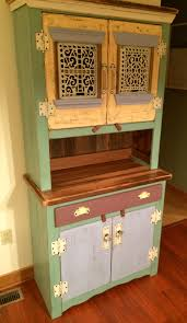 Custom Made Reclaimed Wood Dining Room Hutch