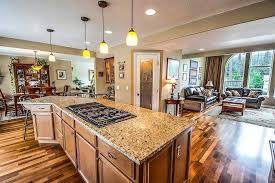 offene küche mit wohnzimmer merkmale vor und nachteile