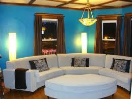 Dark Teal Living Room Decor by Brown And Teal Living Room Decor Orange Grey Interior Design Ideas
