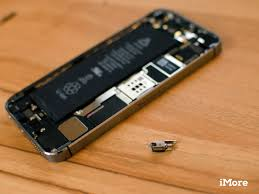How to replace a broken vibration motor in an iPhone 5s