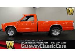 100 S10 Truck Bed For Sale 1982 Chevrolet For ClassicCarscom CC916903