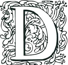 Printable Alphabet Coloring Pages For Toddlers Book – travelsonlinefo