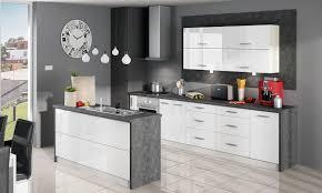 l form küchenzeile platinum einbauküche 305x160cm grau fronten mdf weiß hochglanz
