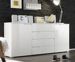 spice kommode sideboard anrichte hochglanz weiß günstig möbel küchen büromöbel kaufen froschkönig24