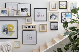 100 Walls By Design Affordable Frames For Hanging Art At Home Curbed