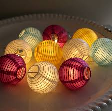 Paper Lantern Light Fixtures Colors Affordable but Wonderful