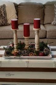 Diy Scrap Wood Candlesticks Seasonal Holiday Decor Woodworking Projects