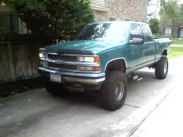 Chevy Silverado Lifted 4x4. Used Chevrolet Silverado Lt Truck Double ...