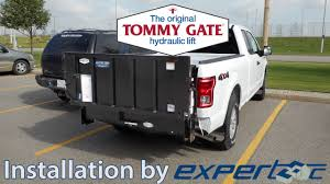 Tommy Gate Hydraulic Liftgate Upfit On A Ford F-150 - YouTube How To Operate Truck Lift Gate Youtube 2007 Used Isuzu Npr 16ft Box With Salvage Title At 2018 New Hino 268a 26ft Spring Ride Penske Rental Intertional 4300 Morgan Rentals Moving Trucks Just Four Wheels Car And Van Durastar Liftgate Tif Group Everything 2016 268 Industrial Maxon Demo On Tommy The Original Hydraulic
