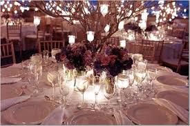Stunning Inspiration Ideas Centerpieces For Wedding Reception 25 Incredible Fall Weddings BridalGuide Tags Branches