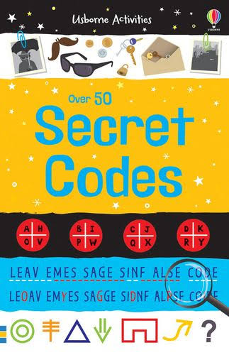 Over 50 Secret Codes [Book]