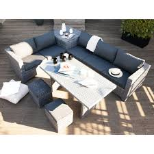 canape d angle exterieur awesome table a manger de jardin design contemporary amazing house