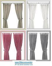 Ikea Lenda Curtains White by Ikea Lenda Tab Top Curtains Ebay