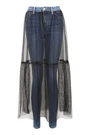 moto tulle skirt jamie jeans new in fashion new in topshop usa