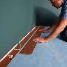New Laminate Floor Bubbling by 12 Tips For Installing Laminate Flooring Construction Pro Tips
