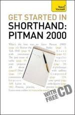 Get Started In Shorthand Pitman 2000 Teach Yourself