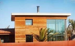 parement extérieur pour maison en bois