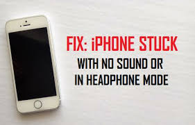 Fix iPhone Stuck With No Sound in Headphone Mode
