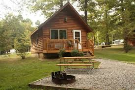 Cabins & Campgrounds in Laurel Highlands PA