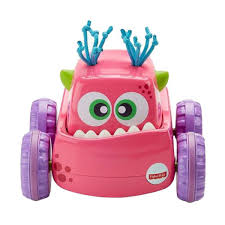 Review Dan Harga Fisher Price Press N Go Monster Truck Pink Mainan ...