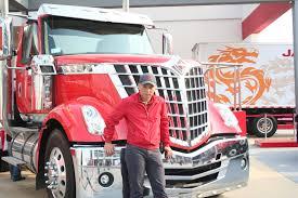 International Lonestar Trucks At Beijing Motor Show (北京国际汽车 ...