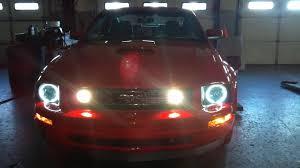 raxiom mustang elite fog light bulbs h11 49147 05 14 v6 10 14