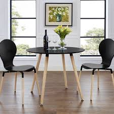 Walmart Dining Room Chairs by Kitchen Table Black Dining Table Round Black Dining Table
