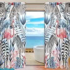 Chen Miranda Zebra Pattern Modern Area Rugs Living Room Carpets