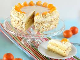 schnelle mandarinen schmand torte