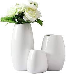 weiße keramik vase set kreative solid color esstisch vase