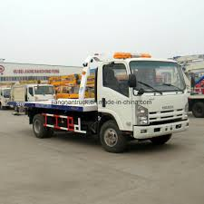 100 Tow Truck Flatbed China Isuzu Elf Recovery China Recovery Wrecker
