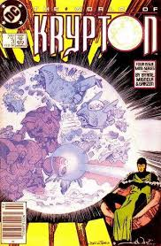 World Of Krypton Comic Books For Sale Buy Old At NewKadia