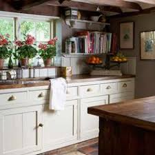 Modern Country Style Kitchen Cream Decor Olpos Design