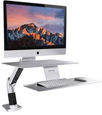 Imac Vesa Desk Mount by The Standing Desk For Mac Computers Ergotron