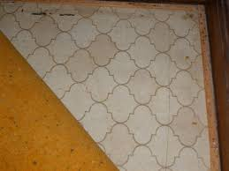 Old Linoleum Floors