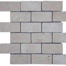 4 Inch Drain Tile Menards by Florim Usa Millennium Stone Glazed Porcelain Tile Mosaic Tile 12