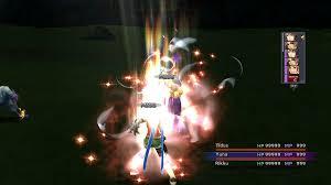 Final Fantasy X Remaster Light Curtain by Mega Phoenix Final Fantasy Wiki Fandom Powered By Wikia