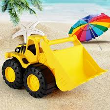 100 Kids Dump Truck Beach Toys Large Car Sand Engineering Educational Toy Gift