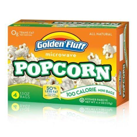 Golden Fluff Popcorn - 1.1 oz
