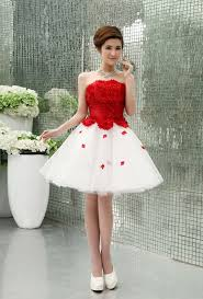 143 best top 50 white and red bridesmaid dresses images on