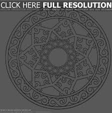 Best Solutions Of Free Printable Mandala Coloring Pages Adults To Print Also Sample