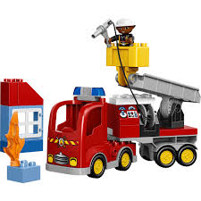 LEGO DUPLO Fire Truck 10592 - Toys