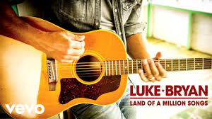 Luke Bryan - Land Of A Million Songs (Audio) - YouTube Luke Bryan Shares The Story Behind His Single Fast Sounds Like Luke Bryan Performing That Old Tacklebox Youtube Best Place To Sell Last Minute Concert Tickets Missoula Mt We Rode In Trucksluke Bryanlyrics Thats My Kind Of Night Tour Perfomance Video Music Sleeping Eden General Country Most People Are Good Lyrics Rode In Trucks By Pandora Amazoncom Appstore For Android Doin Thing Genius