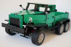 100 Dodge Toy Trucks LEGO IDEAS Product Ideas 1942 Power Wagon 6X6